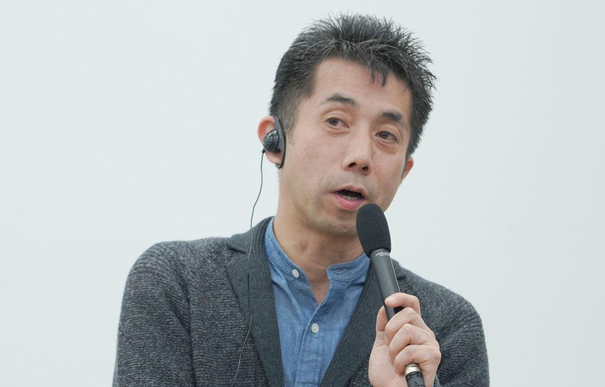 밀레니얼과 미래 도시, 나카가와 케이분 일본 UDS 대표