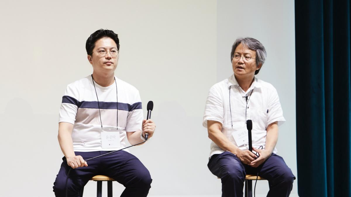 [Q&A] 윤준탁 에이블랩스 대표  X 최재홍 강릉원주대 교수