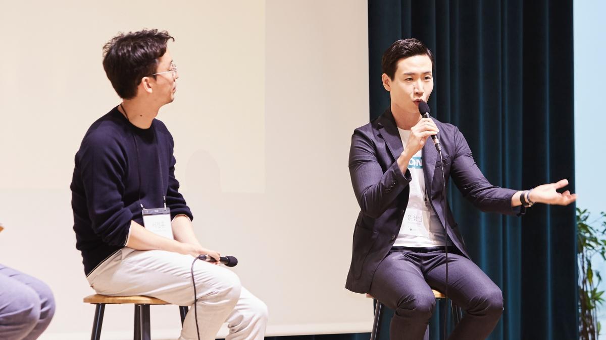 [Q&A] 서정훈 크로키닷컴 대표 X 유정범 메쉬코리아 대표
