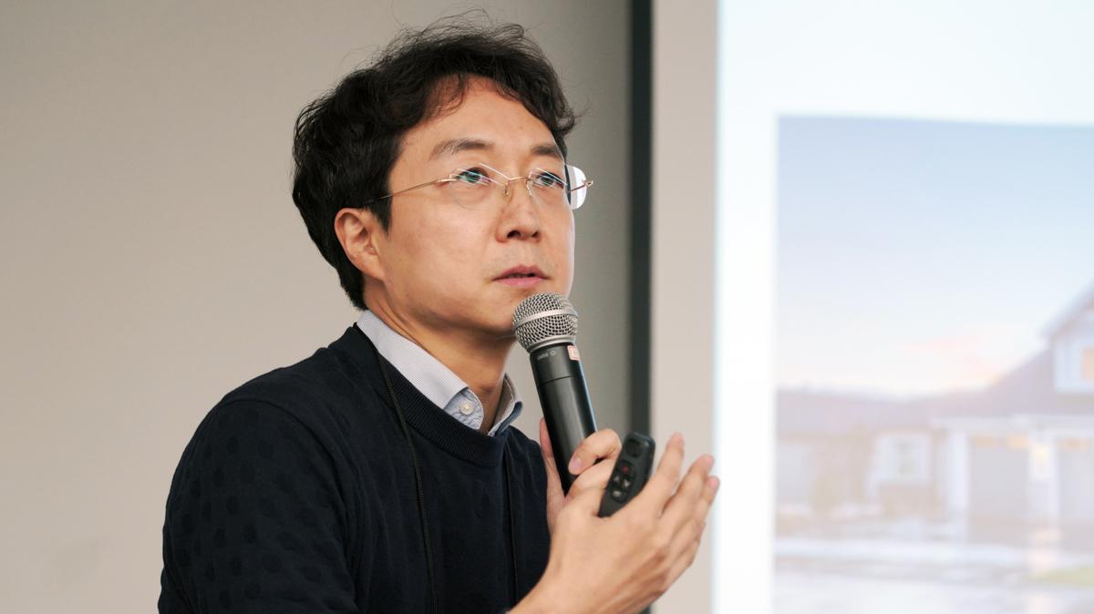 도시의 의미를 묻다 -유현준 홍익대 건축대학 교수